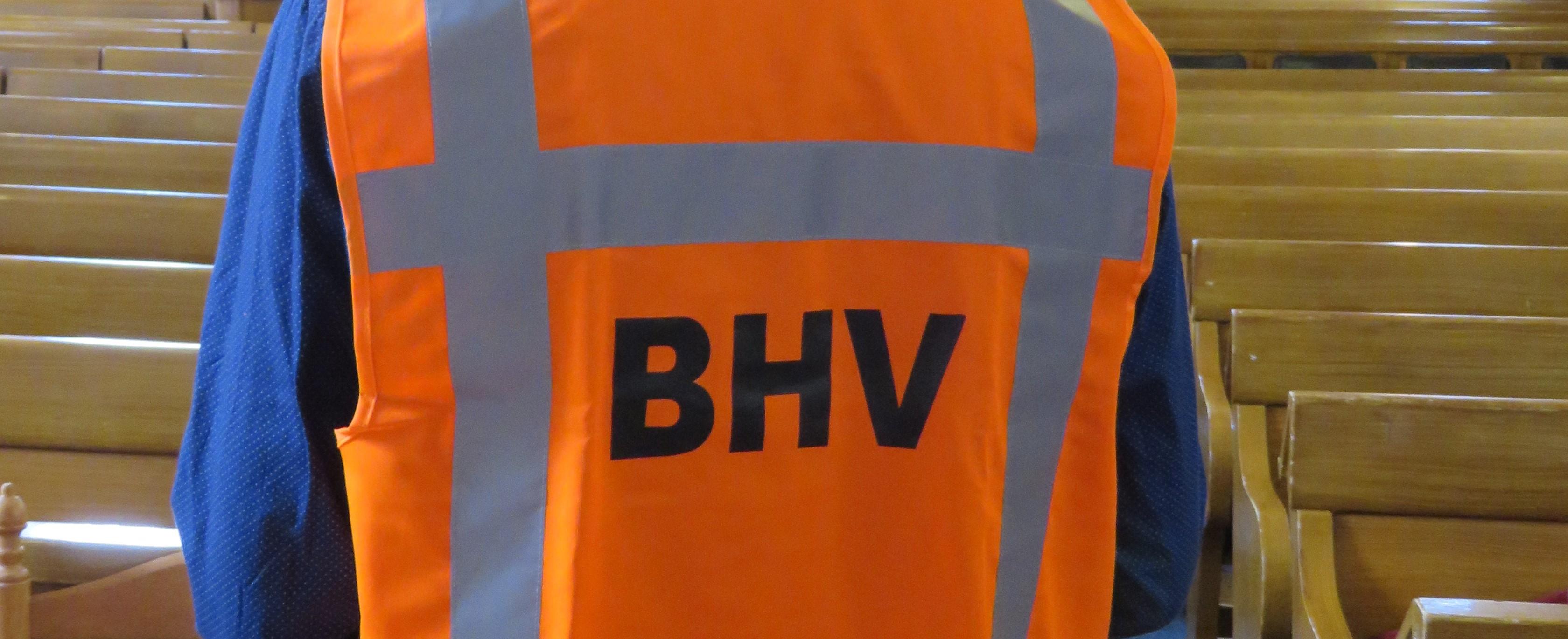 Bedrijfshulpverlening (BHV)